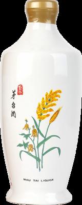 Weizen/Hirse-Branntwein