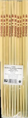 Essstäbchen, Bambus