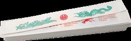 Papierhülle für Essstäbchen