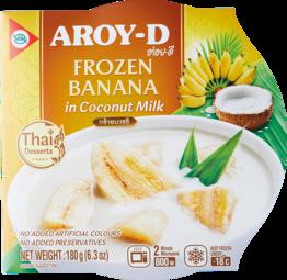 Dessert, Banane in