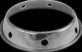 Eisen-Ringhalterung für Wok
