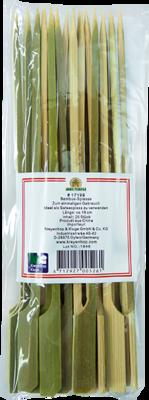 Bambus-Cocktail-Spieß, Länge ca. 18 cm