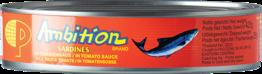 Sardinen in Tomatensauce