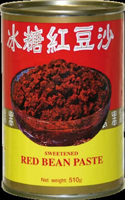 Rote Bohnen Paste