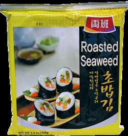 Seetang, geröstet, für Sushi