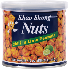 Peanuts with Chili Lime