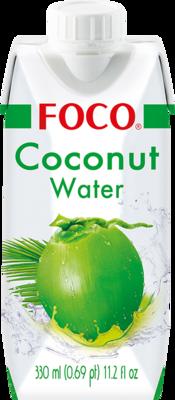 Kokosnusswasser, Pur