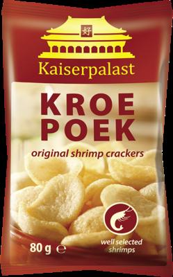 Kroepoek, natur
